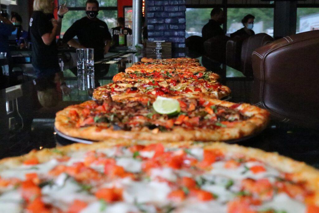 Boombozz pizza Louisville