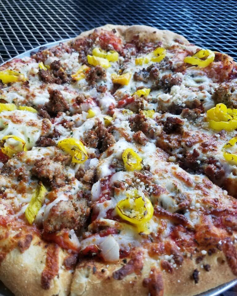 Saints Pizza Pub Louisville