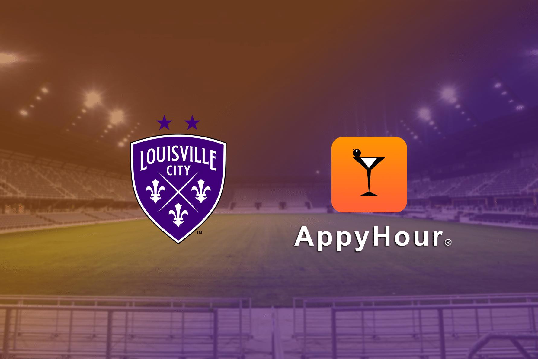 AppyHour Announces Partnership with Louisville City FC