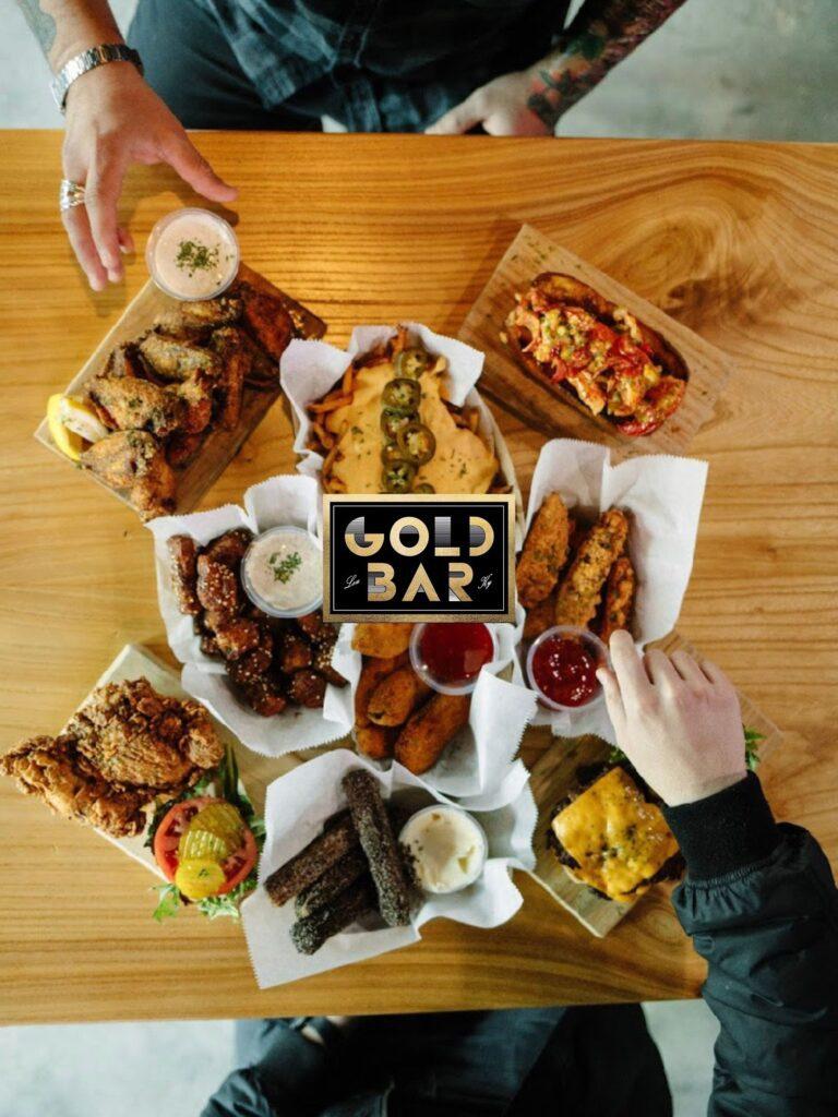 Gold Bar Food